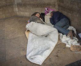 Бездомность в ЕС достигла критического уровня