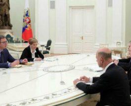 Сербия на пути в ЕС стремится улучшить отношения с Москвой